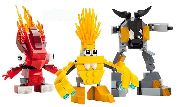 Lego Mixel